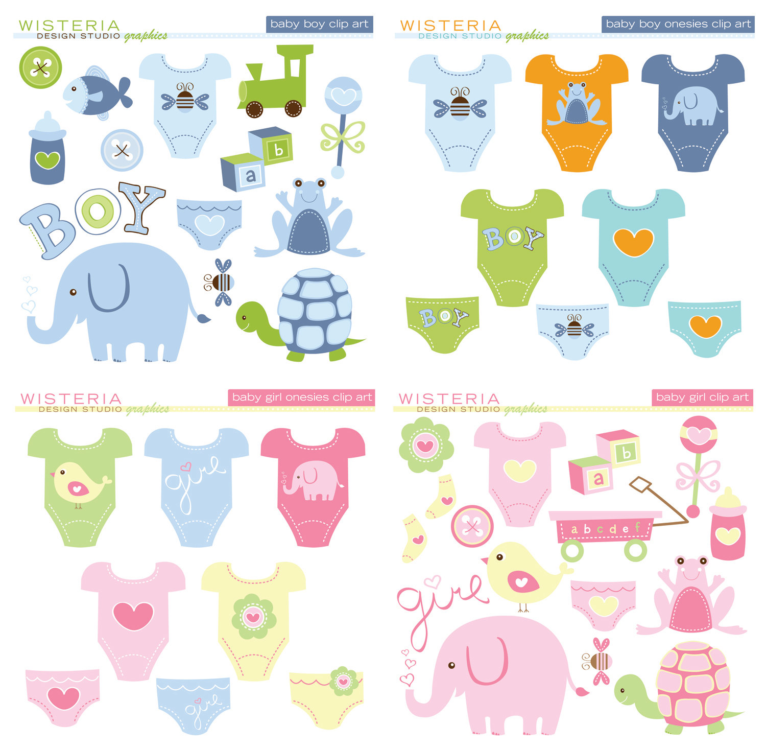 Baby Designs Clipart - Clipart Kid