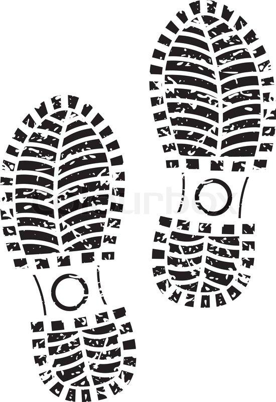 Sneaker Print Clipart - Clipart Suggest Running Shoe Print Clipart