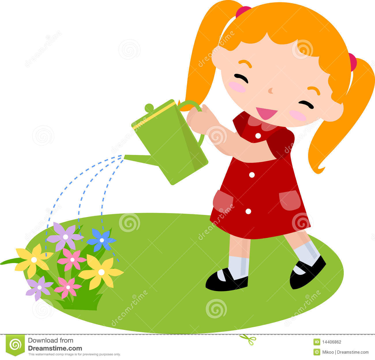 Watering Lawn Clipart - Clipart Suggest