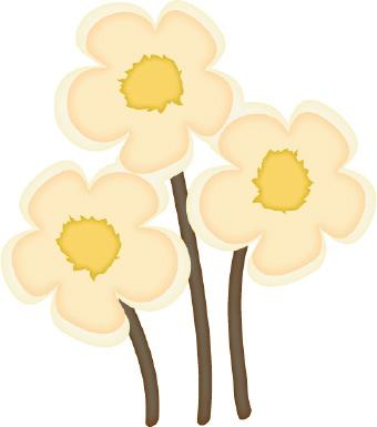 Yellow Daisy Clipart - Clipart Kid