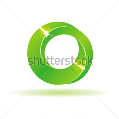File Browse   Abstract   Green Mebius Stripe  Vector Illustration