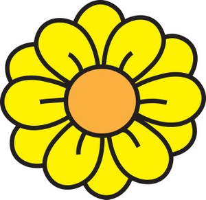 Flower Jpeg Yellow Flower Clip Art Jpeg Red Flower Clip Art Jpeg