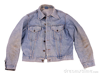 Old Denim Jacket - JacketIn