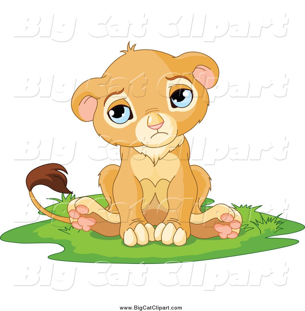 Pics Photos Little Lion Cute Cartoon Cat Happy Birthday Card Zazzle