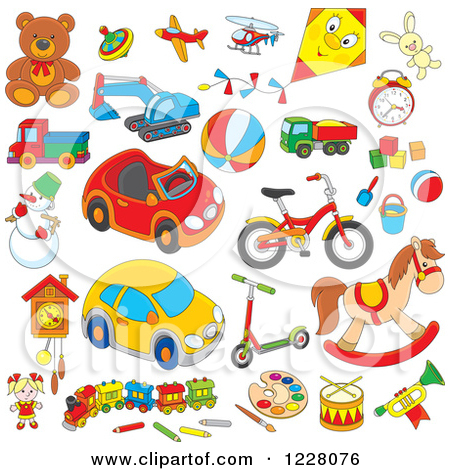 Pile Of Toys Clipart - Clipart Kid
