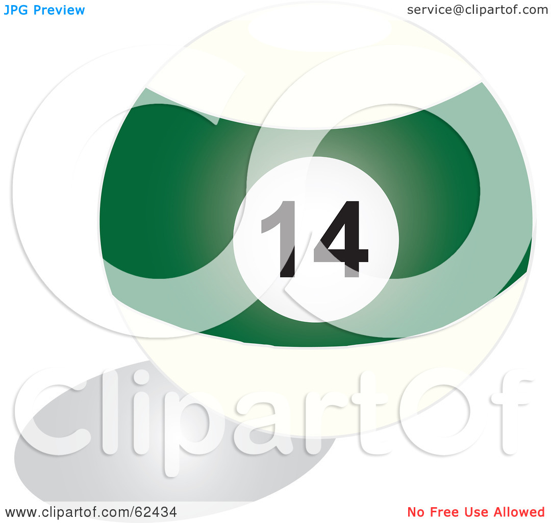 Royalty Free  Rf  Clipart Illustration Of A Shiny Stripe Green 14