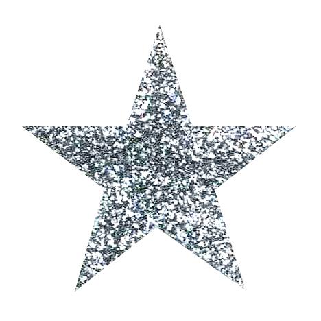 Glitter Star Clipart - Clipart Kid