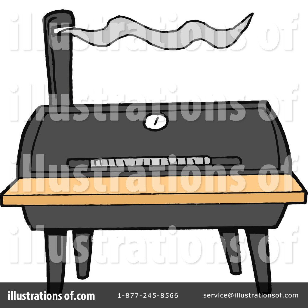 Smoker Clipart  1083367   Illustration By Lafftoon