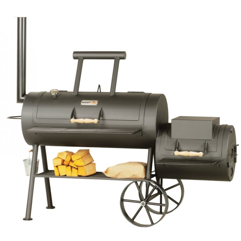 Smoker Grill 20 Barbecue Smoker Grill