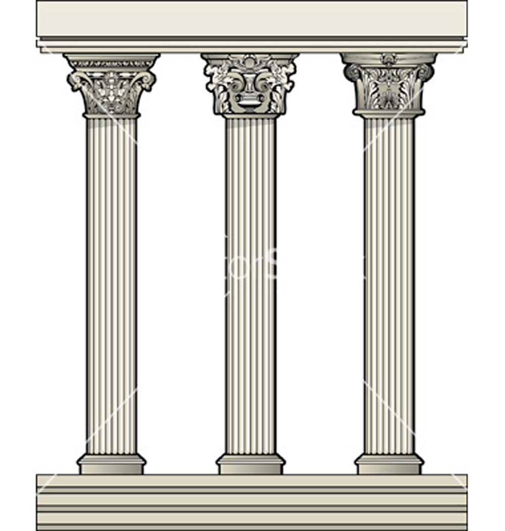 Comparing Ancient Architecture By Joseph O Donnell The Eerie