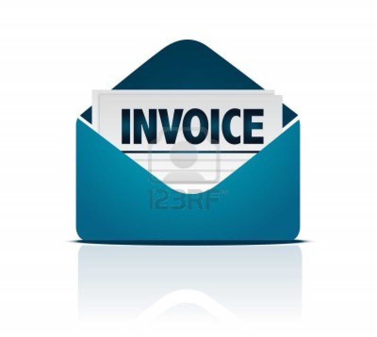 Clip Art of Invoices