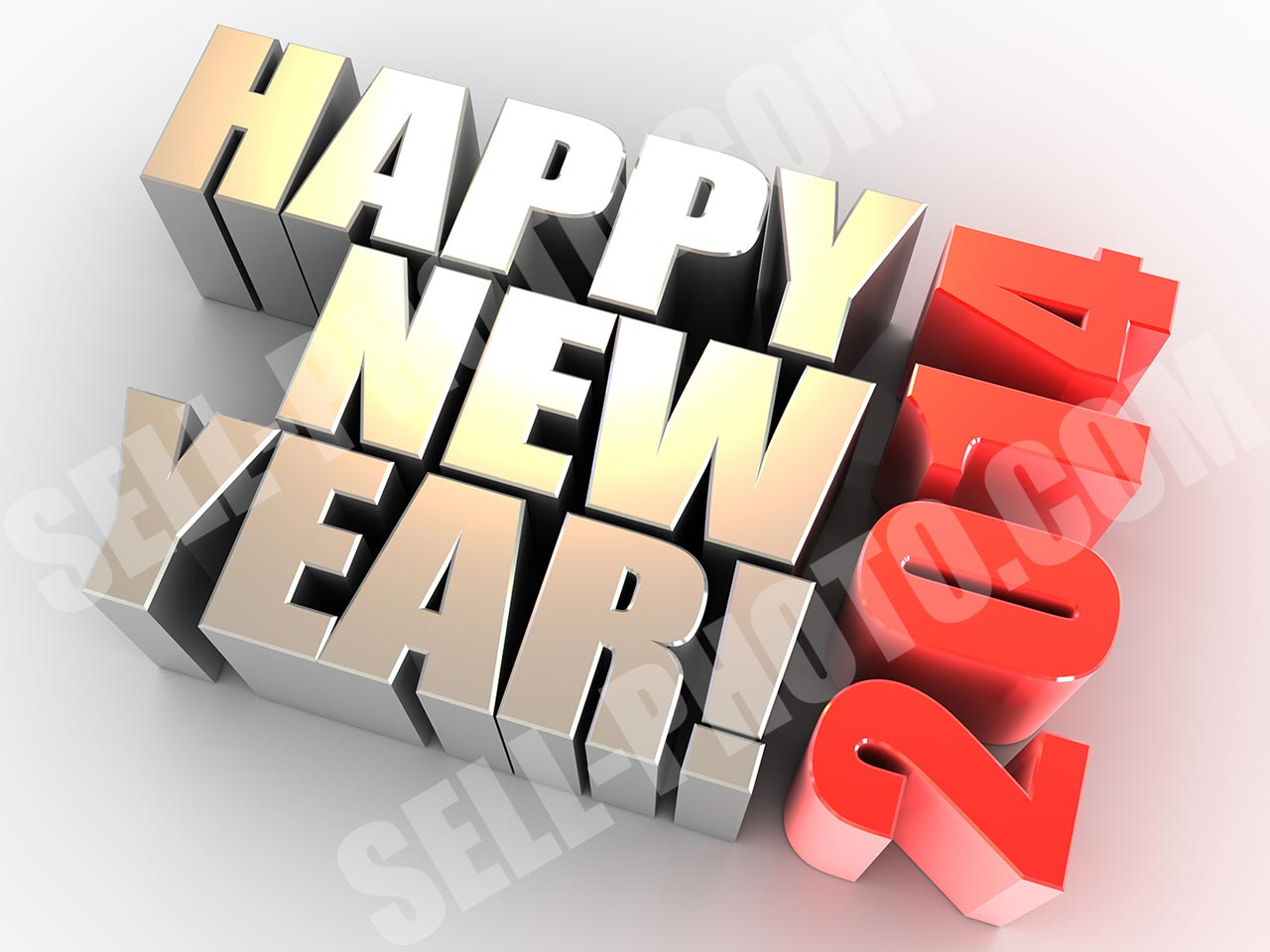 Happy New Year 2014 Clipart   From Rellas