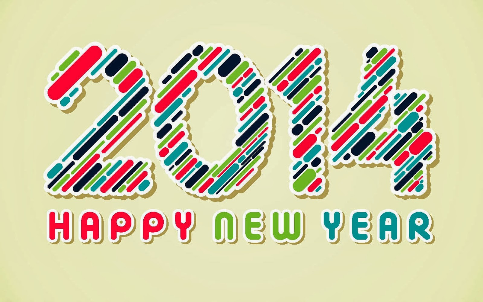 Happy New Year 2014 Clipart Image Free Happy New Year