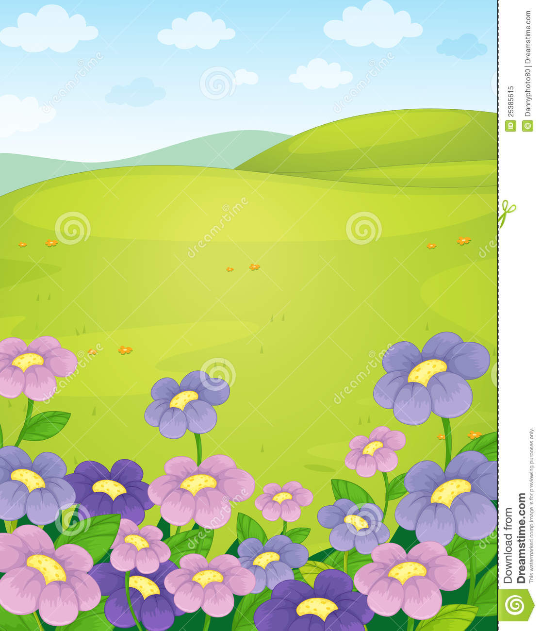 Nature Scene Royalty Free Stock Photo   Image  25385615
