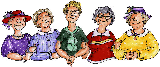 Old Lady Cartoons #jxOQPW - Clipart Kid