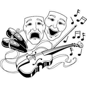 Searched Term  Entertainment Clipart