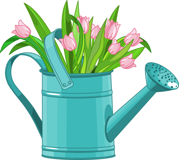 Spring Garden Clipart   Clipart Panda   Free Clipart Images