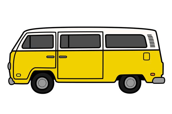 Bus Halloween Clipart - Clipart Kid