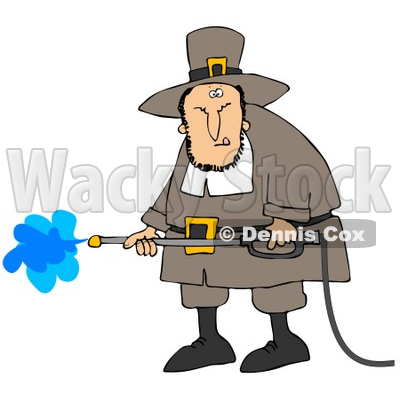Wacky Clothes Clipart Clipart Illustration Of A