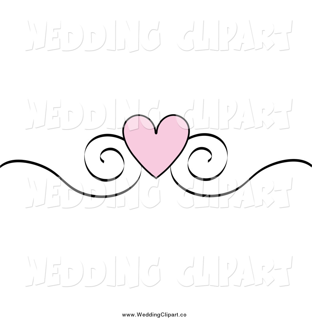 Pink Paper Letter Roll Scroll Edge Isolated On White Background ...