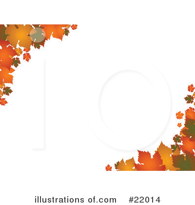 Autumn Clipart  22014 By Elaine Barker   Royalty Free  Rf  Stock