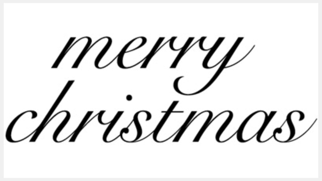 Merry Christmas Clipart Black And White   Clipart Panda   Free Clipart