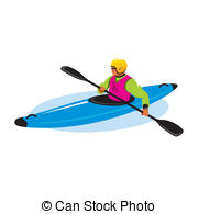 Paddle Clip Art Vector And Illustration  621 Canoe Paddle Clipart
