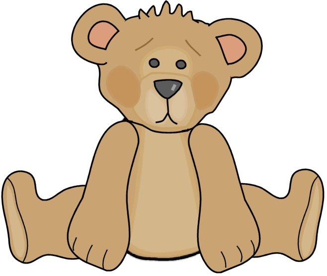Free Teddy Bear Clipart - Clipart Kid
