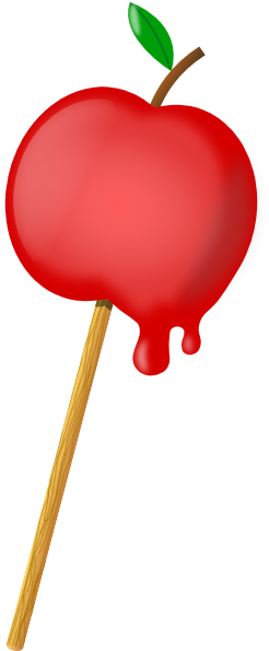 Candy Apple Clip Art At Clker Com   Vector Clip Art Online Royalty
