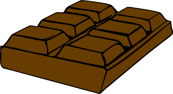 Chocolate Clip Art At Clker Com   Vector Clip Art Online Royalty Free