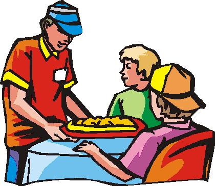 People Dining Clipart - Clipart Kid