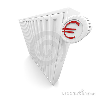 Heater Cost Royalty Free Stock Images   Image  32457519