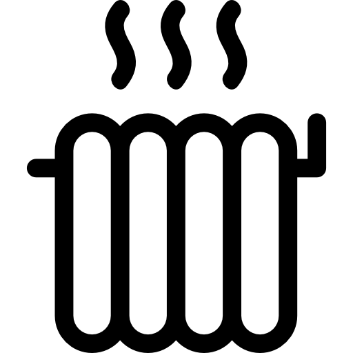 Heater Symbol Clipart - Clipart Suggest