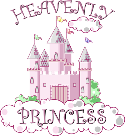 Latter Day Clip Art   Heavenly Princess Castle 400 400