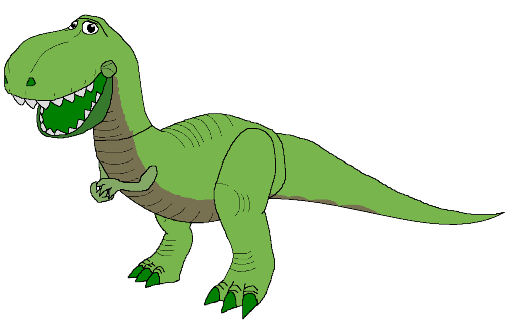 Rex Toy Story Clipart - Clipart Kid