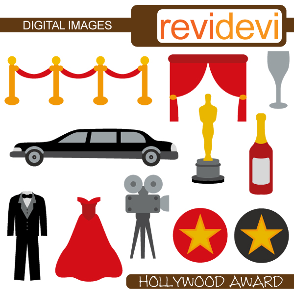 Academy Awards Clipart   Academy Awards Picture