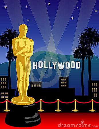 Oscar Trophy Clipart Academy Awards Clip Art