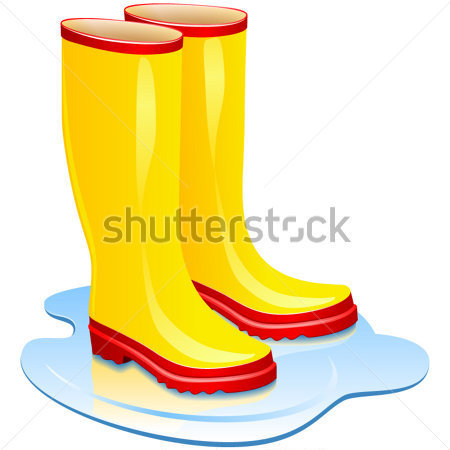 Rubber Boots Clipart   Free Clip Art Images
