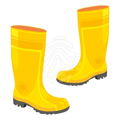 Rubber Clipart Isolated Rubber Boots Background Clipart 51577561 Jpg