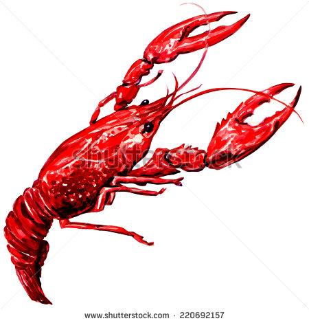 Crawfish Logo Clipart - Clipart Suggest