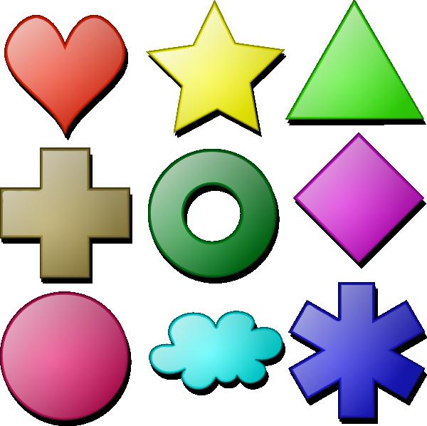 Game Marbles Shapes Clip Art At Clker Com   Vector Clip Art Online