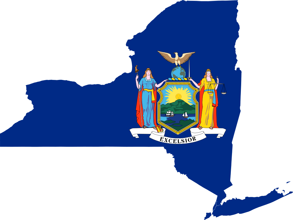 New York State Clipart - Clipart Kid