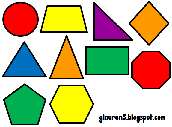 Clip Art Shapes Clip Art all shapes clipart kid in primary colors i even added several new to the mix