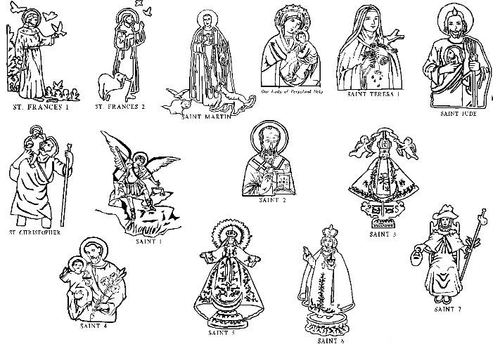 All Saints Sunday Clipart - Clipart Suggest