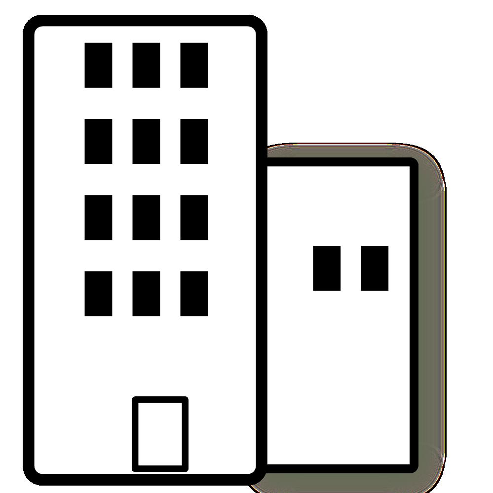 Apartment Building Clipart - Clipart Kid