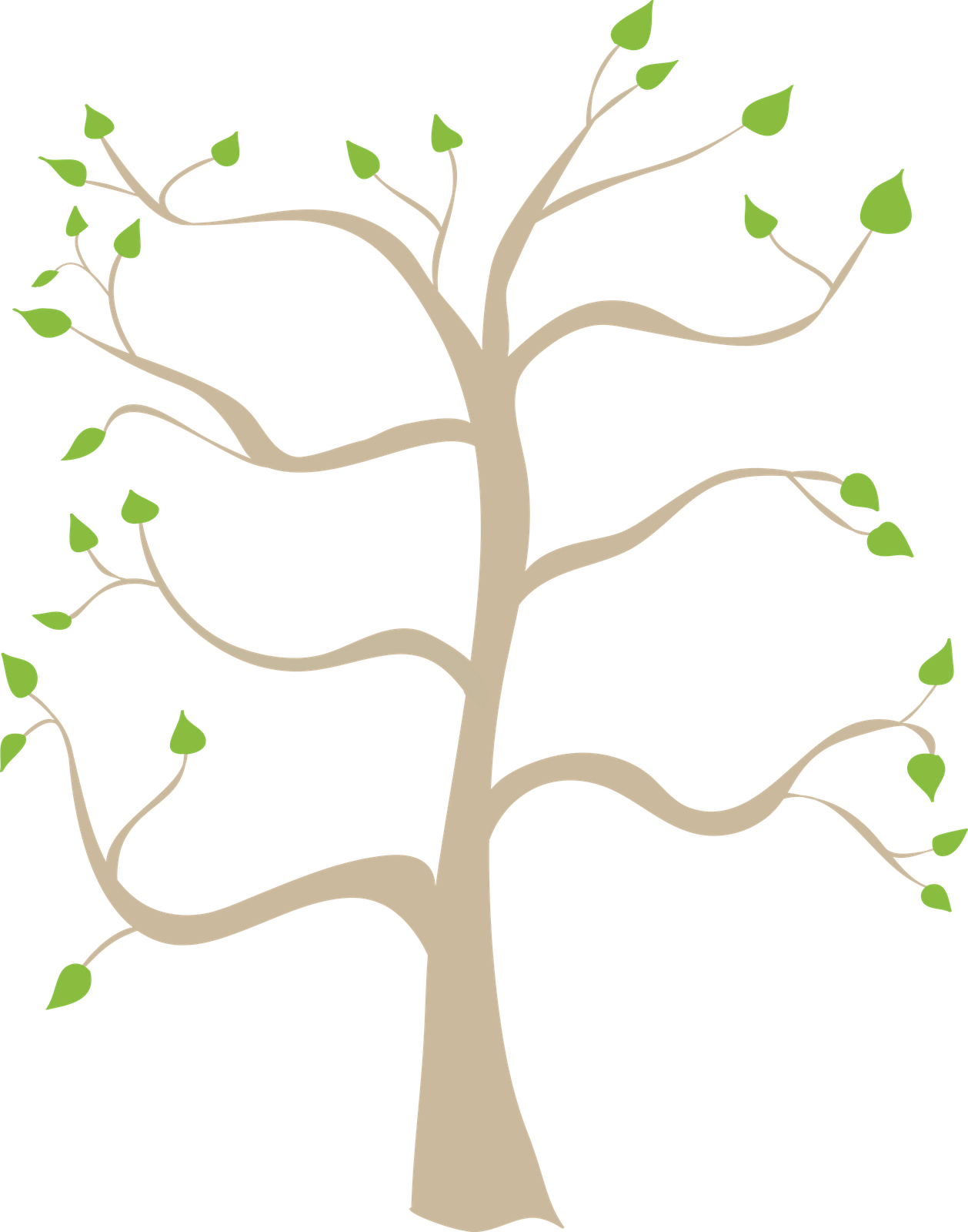 Clip Art Family Tree Clipart my family tree clipart kid clip art