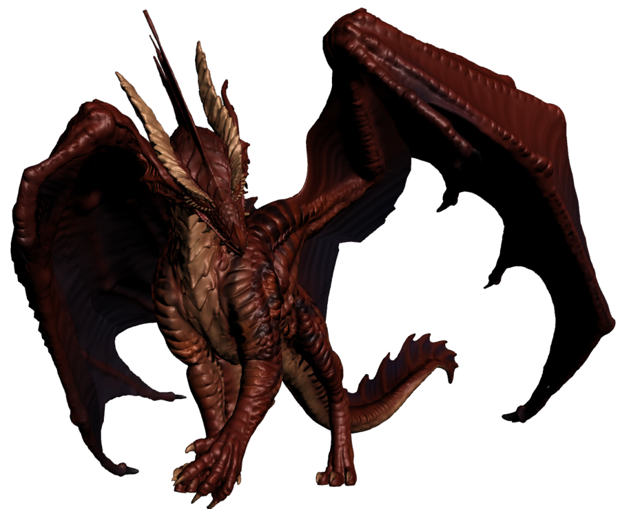 Red Dragon Test Pose 1   Clipart Best   Clipart Best