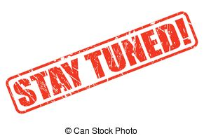 Clip Art Stay Tuned Clipart - ...