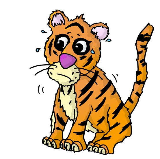 Animated Tiger Clipart Clipart Suggest
