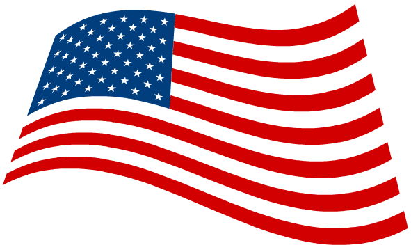 American Patriotic Clipart - Clipart Kid